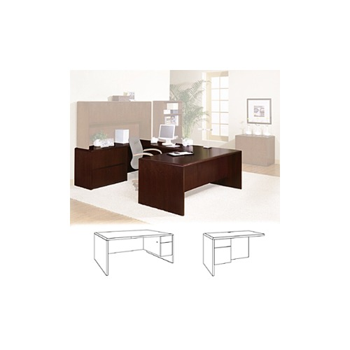 national office furniture arrowood 3100 series bridge